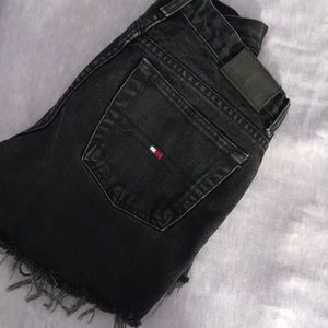 Tommy Hilfiger black shorts